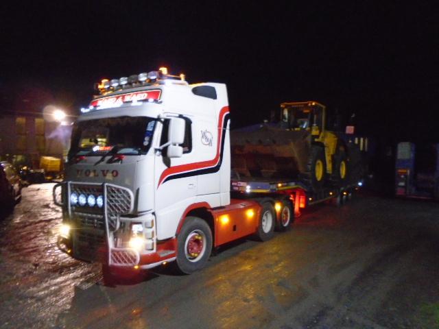 Cormac Cogan Plant Sales Ltd. - Volvo L180G sold to Ward & Ward Ltd, Birdhill, Co.Tipperary