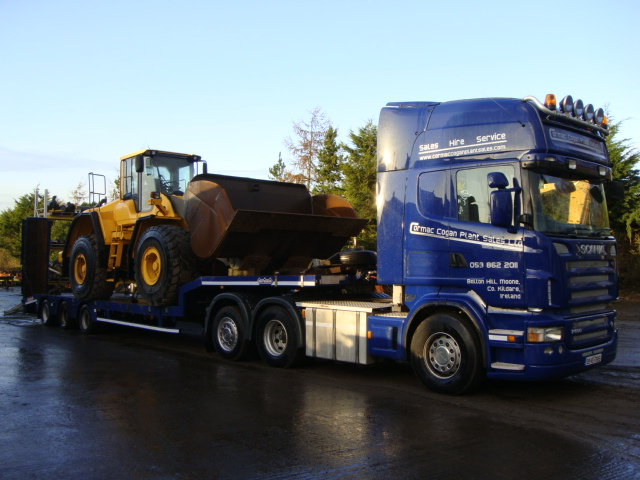 Volvo L180F sold to customer in Slovakia