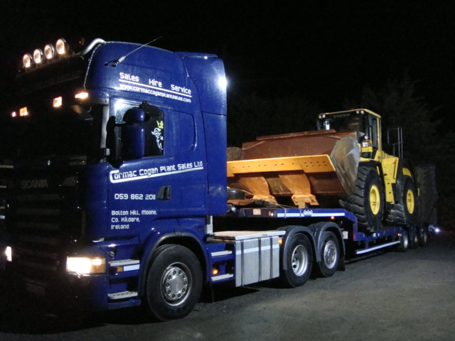 Volvo L150F sold to Atlantic Plant Hire & Crushing Ltd, Co.Clare